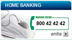 banner relax banking numero verde
