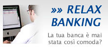 Area Iniziative - Relax Banking