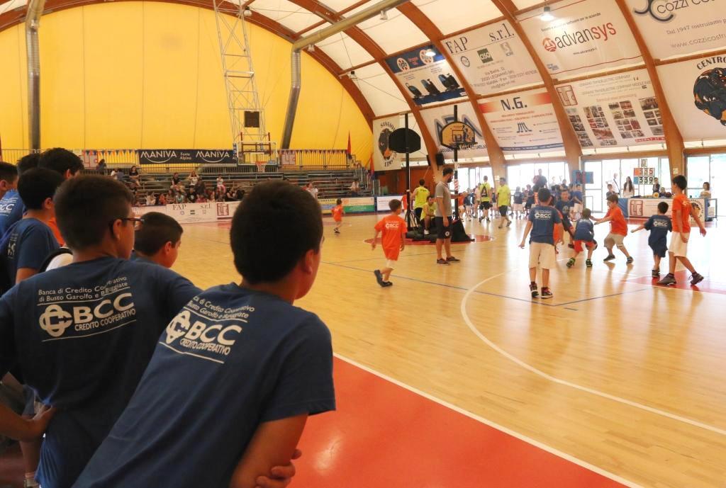 basket san giorgio 2015
