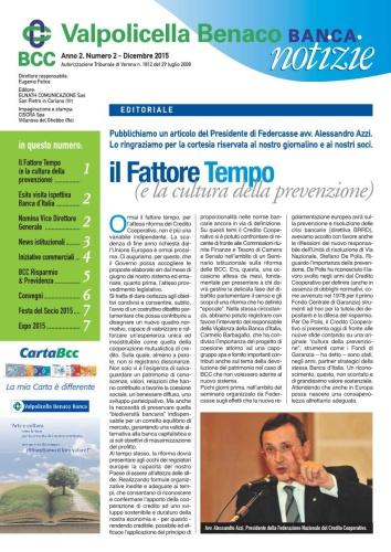 Valpolicella Benaco Banca Notizie a2 n2 banner