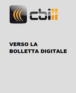 CBILL - Verso la bolletta digitale