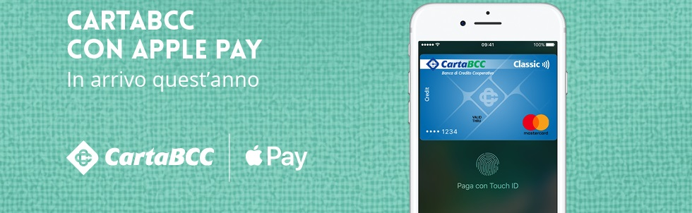 CARTA BCC APPLE PAY