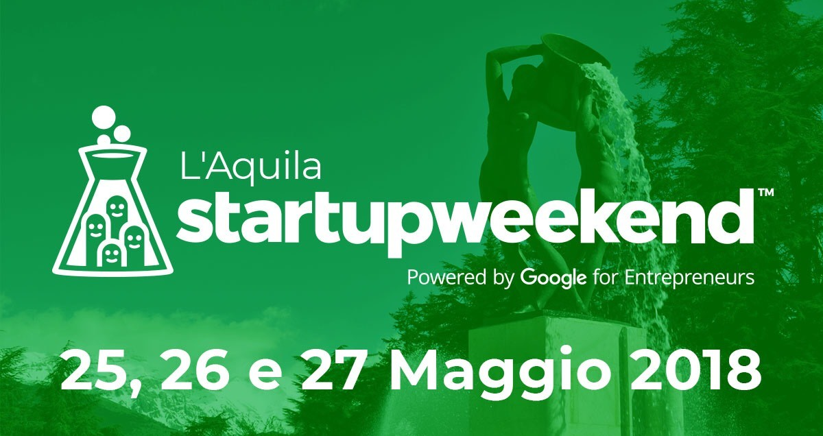 StartUp Weekend L'Aquila