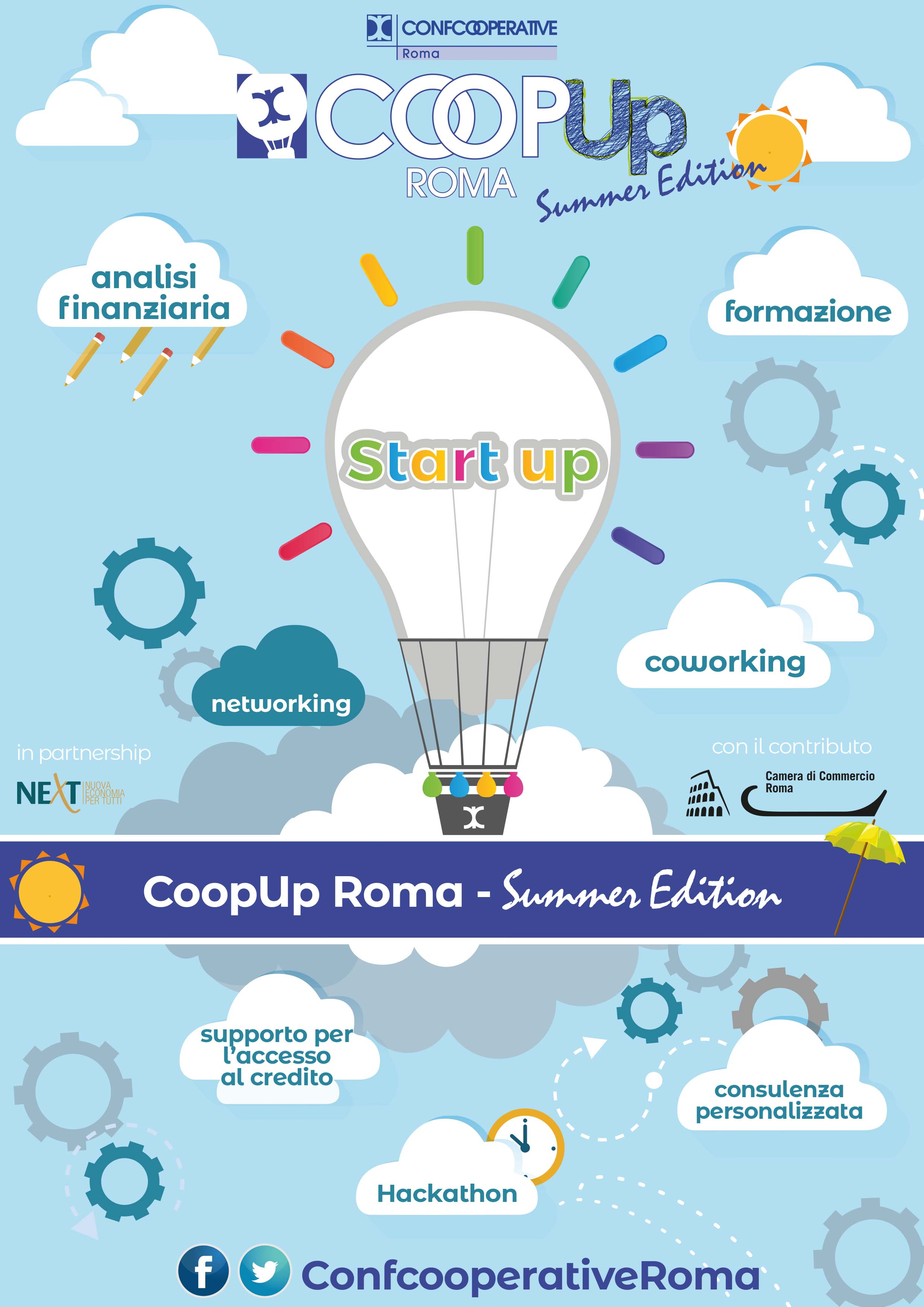 CoopUp Summer edition 2018