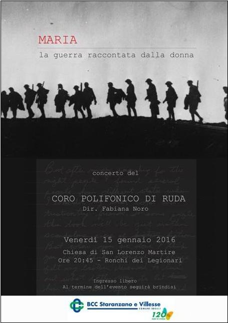 Bcc Staranzano E Villesse Concerto A Ronchi Dei Legionari
