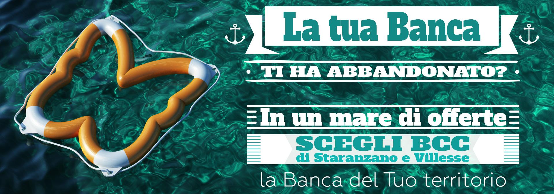 Bcc Staranzano E Villesse Offerta Bcc Sv