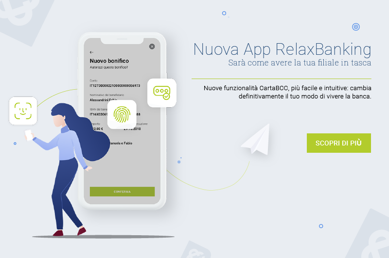 nuova app relax banking