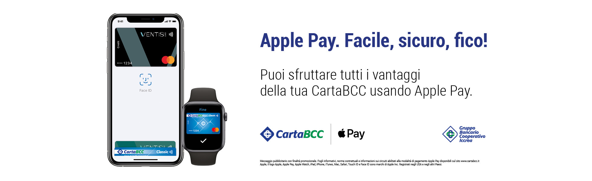 Apple Pay per notizie