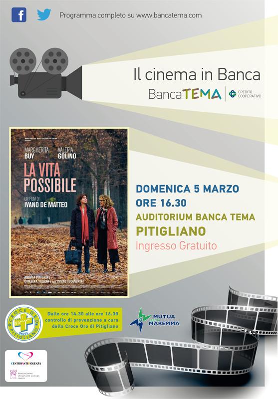 Locandina Cinema Pitigliano