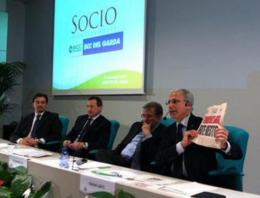 Serata del Socio 2011 - Momento Istituzionale