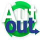 aut out logo