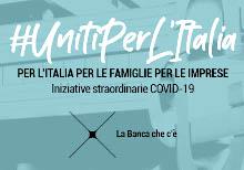 #unitiperlitalia Emergenza Covid-19