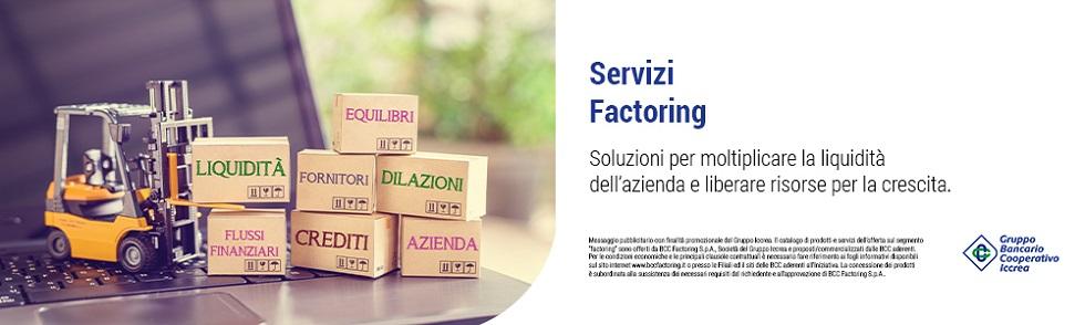 servizi factoring