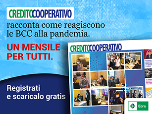 Banner rivista Credito Cooperativo