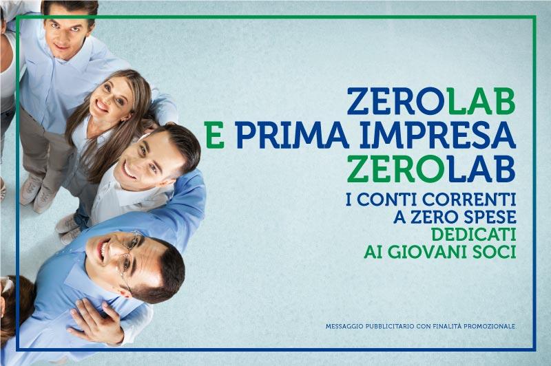 ZeroLab e Prima Impresa ZeroLab