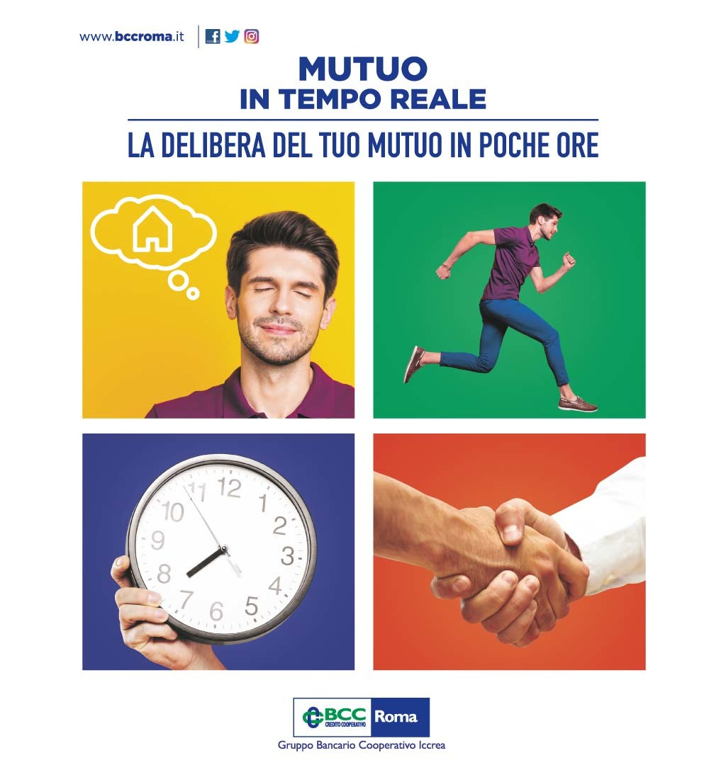 Mutuo in tempo reale
