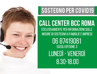 COVID-19 Call Center  01 06 2020