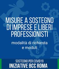 Misure Covid per Imprese e Professionisti