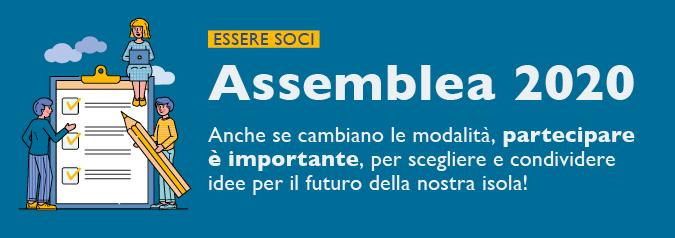 Assemblea Soci 2020 banner