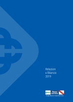 Copertina bilancio 2019