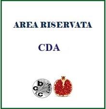 Area Riservata CDA