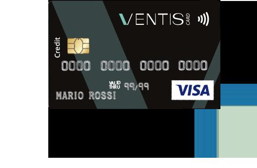 VentisCard Visa