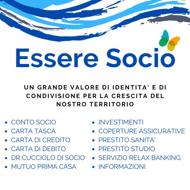 ESSERE SOCIO new