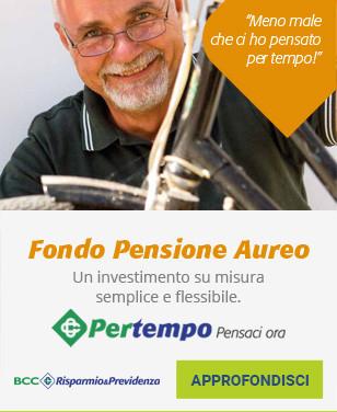 Fondo pensione Aureo