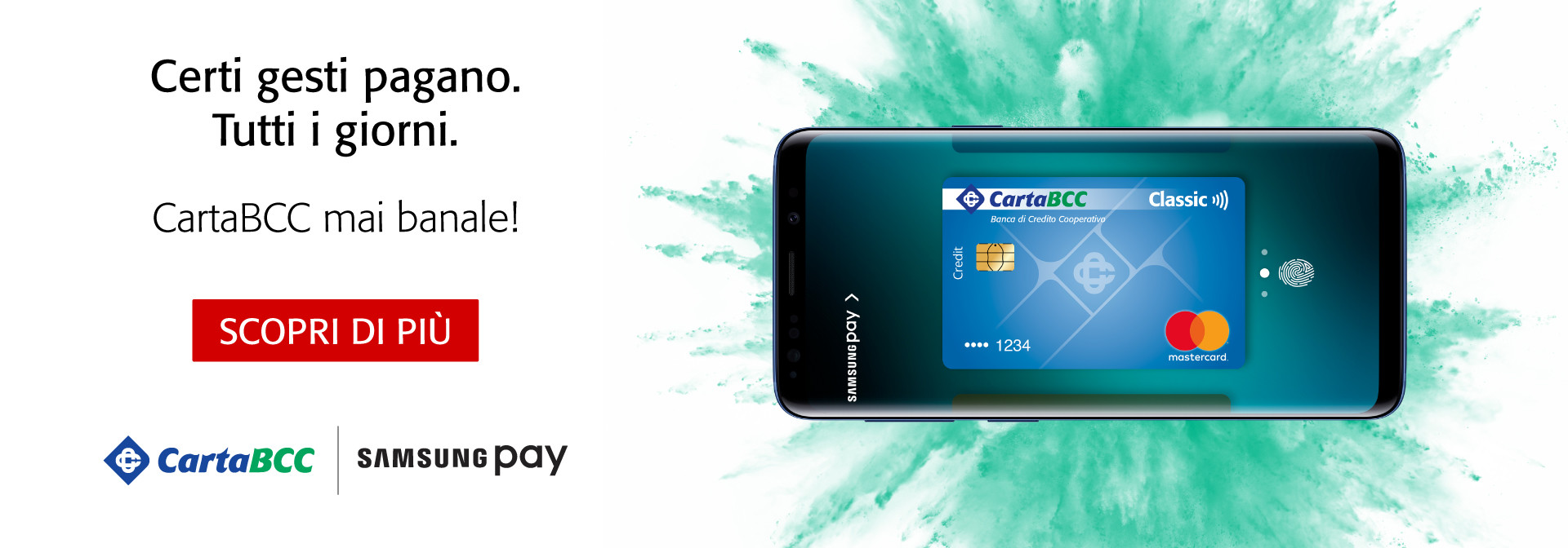 Samsung Pay CartaBCC