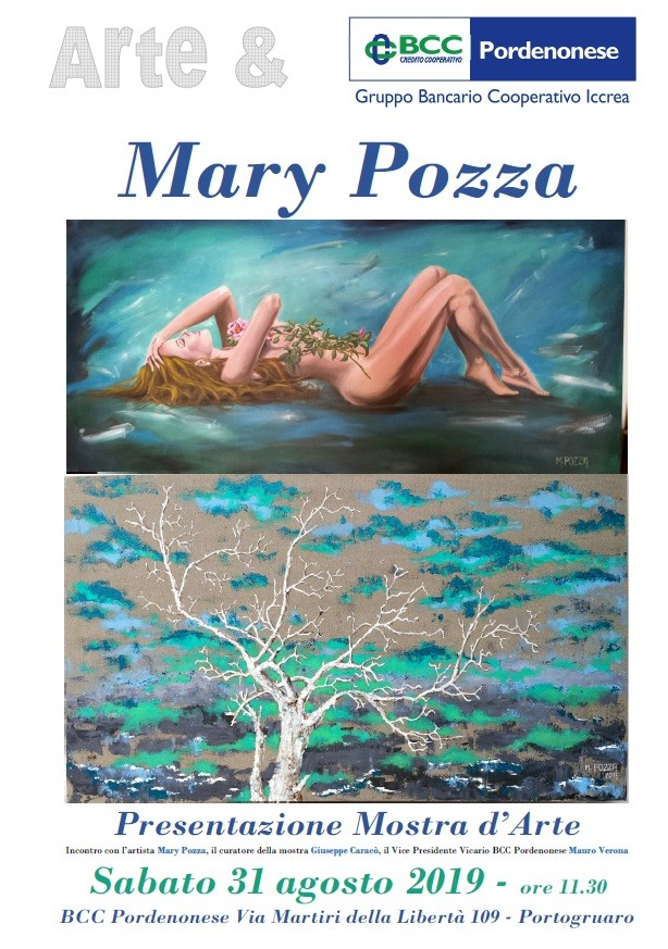 Artista Mary Pozza