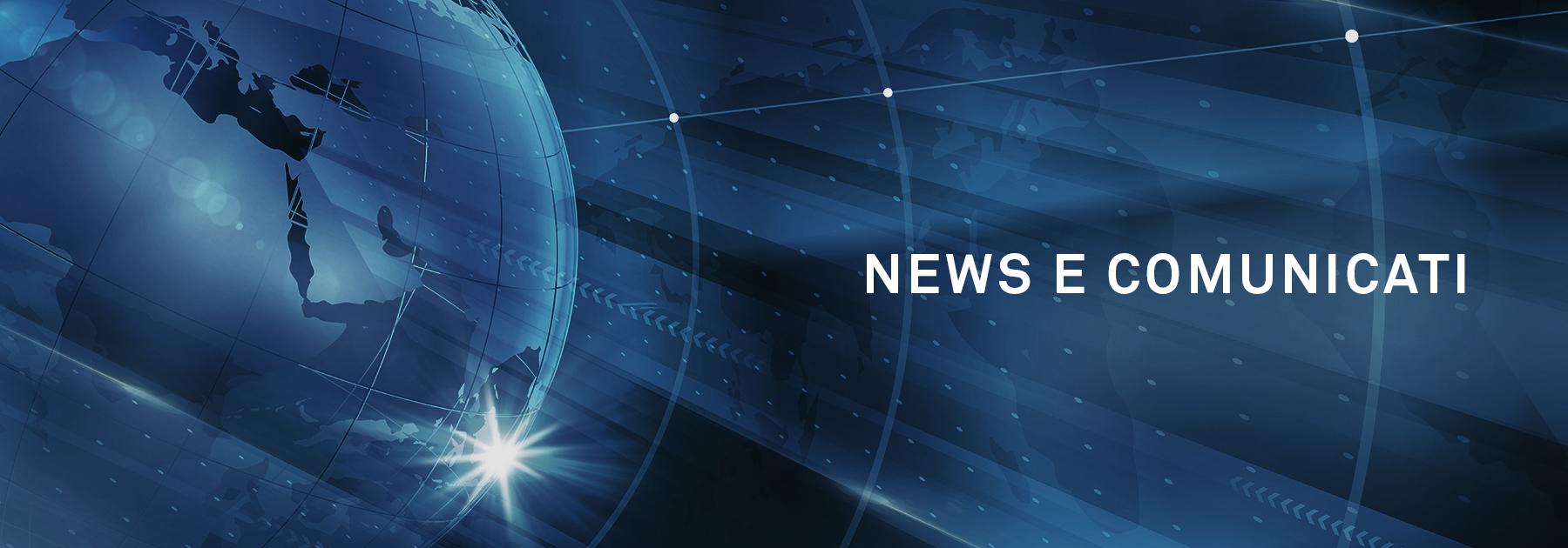 News e Comunicati