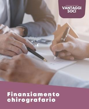 Soci 2021 - Iniziativa Finanziamento chiro Banner