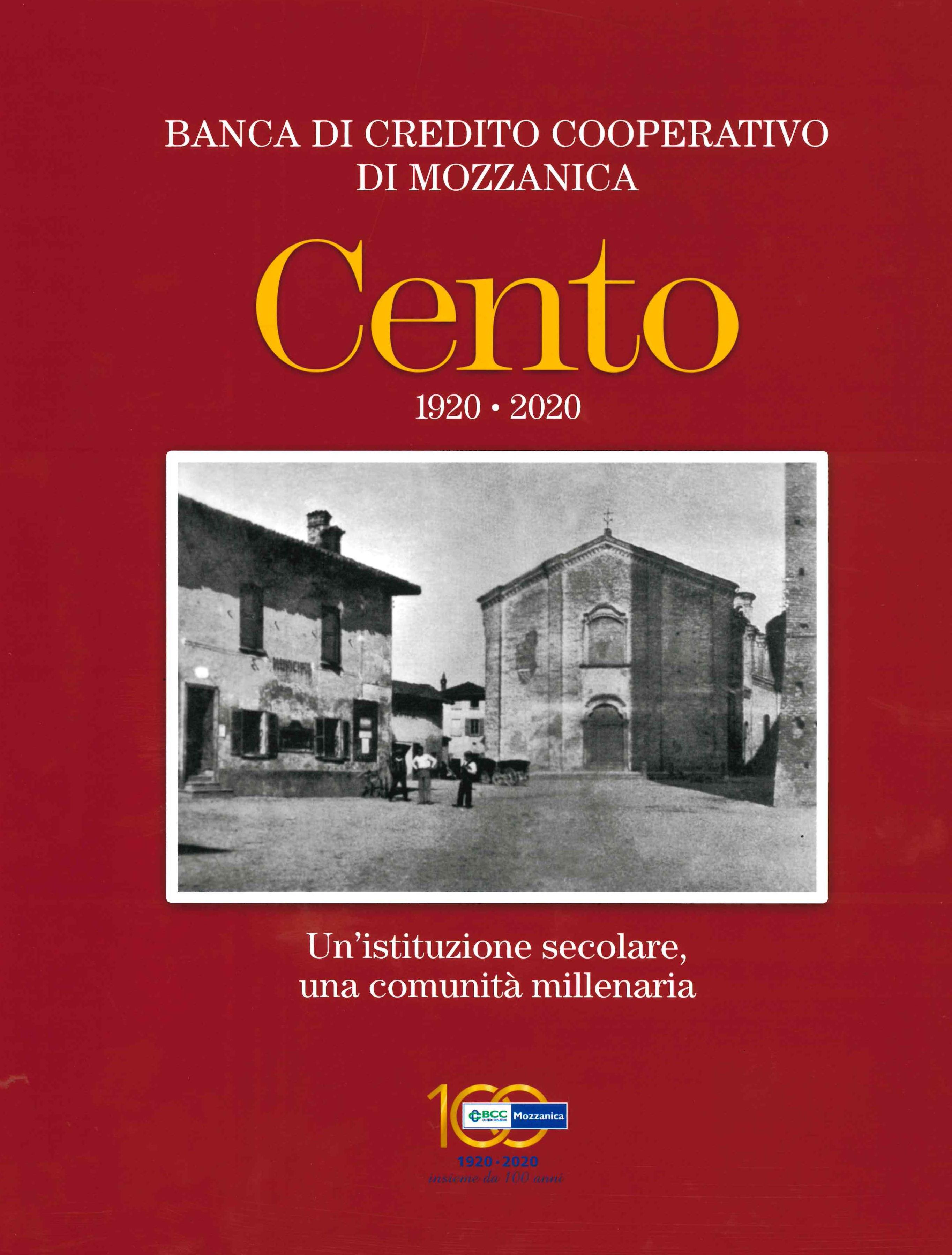 libro Cento