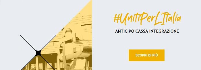 ANTICIPO CASSA INTEGRAZIONE