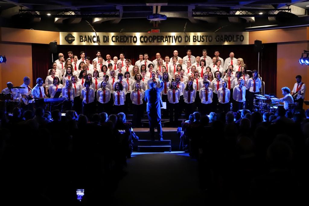 coro di divertimento vocale 2020