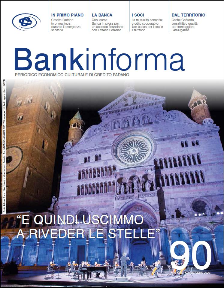 Copertina Bankinforma nr 90