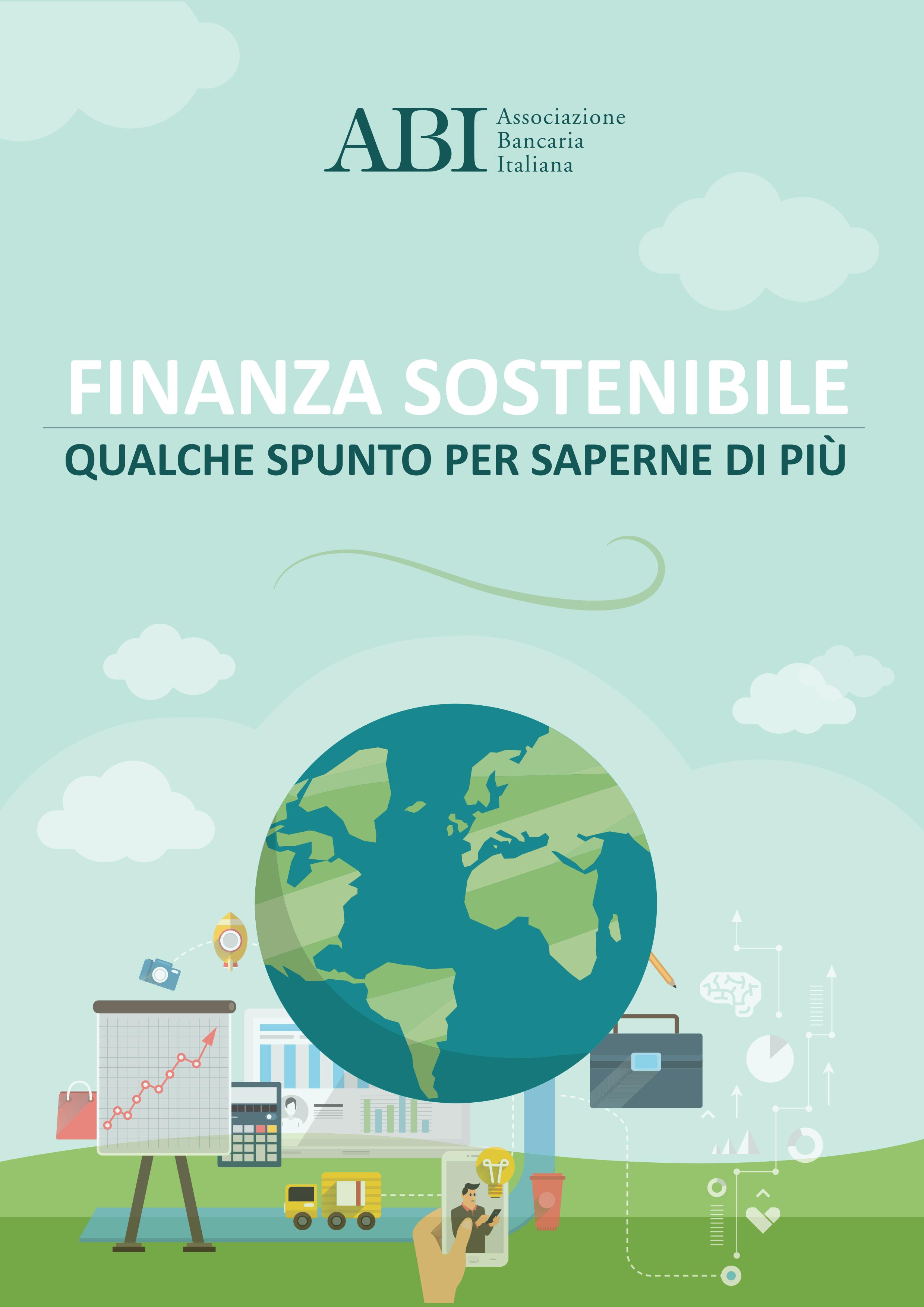 Guida ABI per finanza sostenibile
