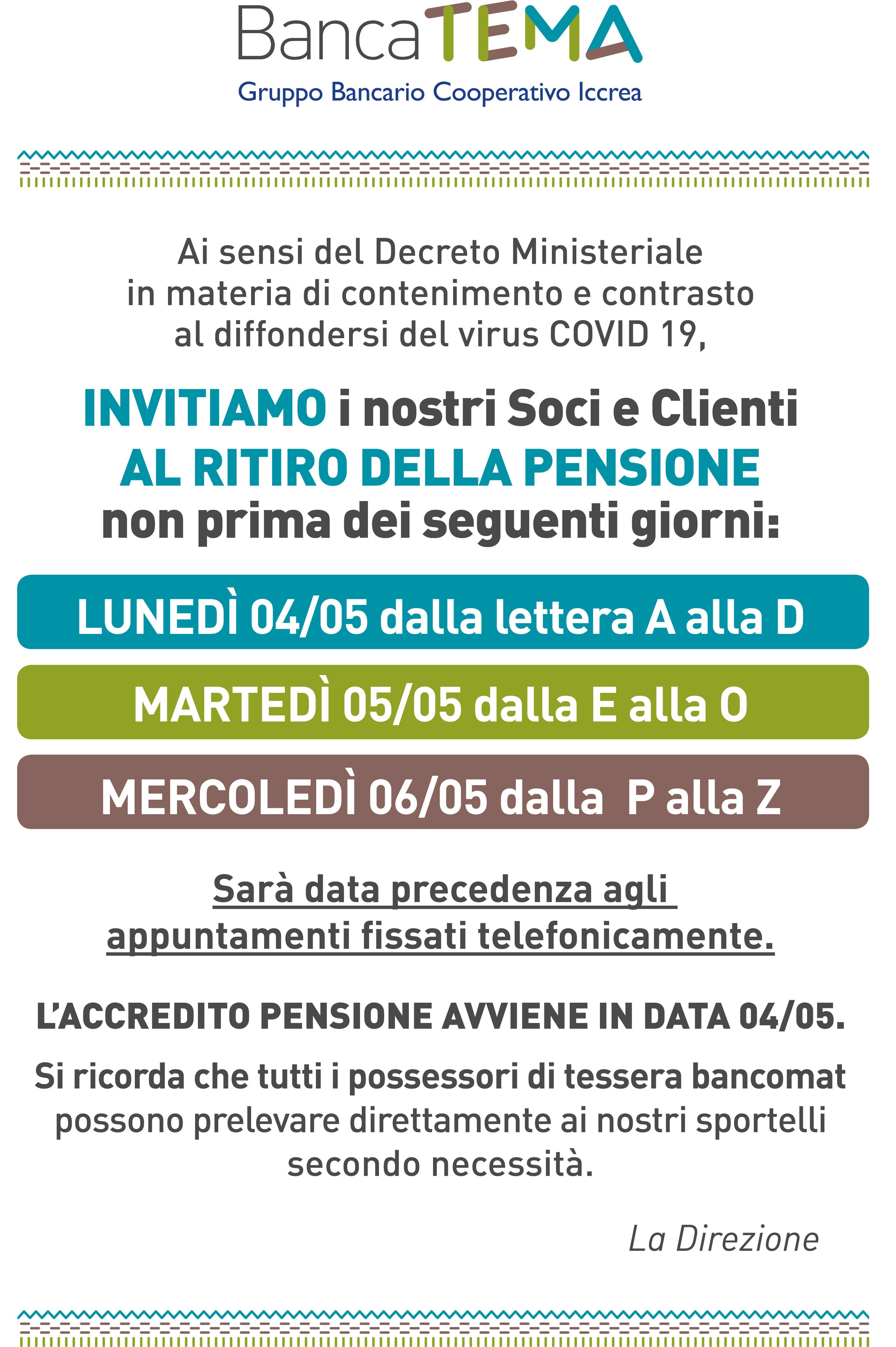 Locandina ritiro pensioni_maggio
