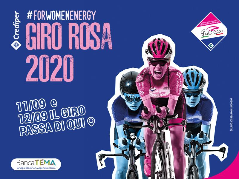 Giro Rosa 2020 Responsive