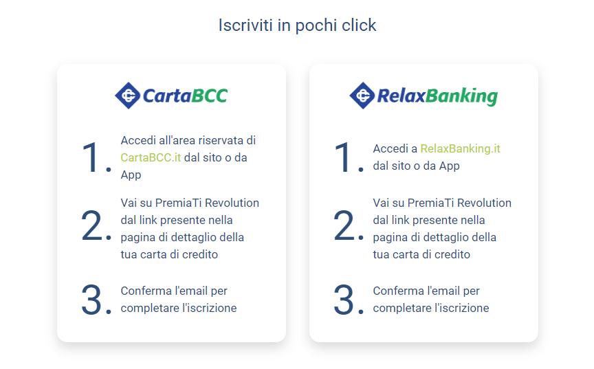 PremiatiBack Registrazione CartaBCC