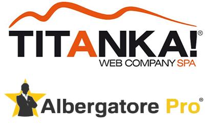 Logo Titanka Albergatore Pro