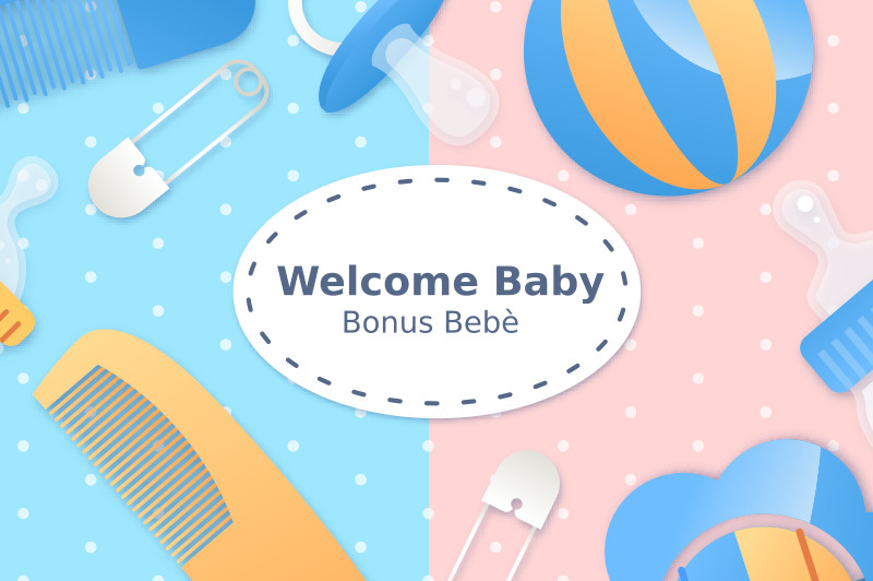 Banner - Welcome Baby