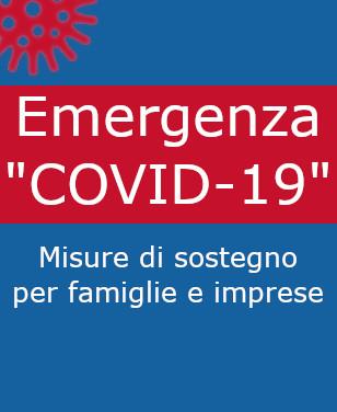 Banner Coronavirus - Eventi