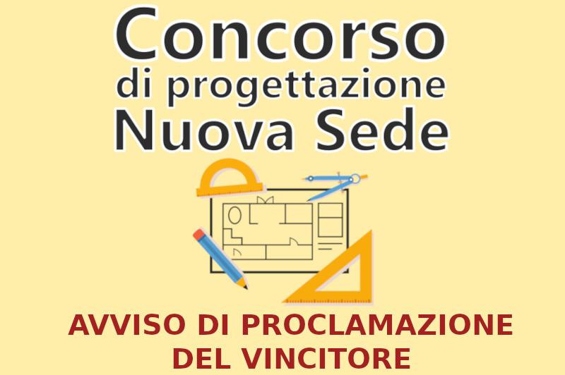 Banner Concorso Nuova Sede - Compact - Vincitore