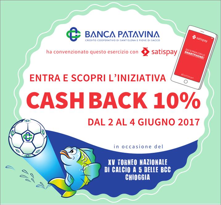 Icona Cash Back per sito