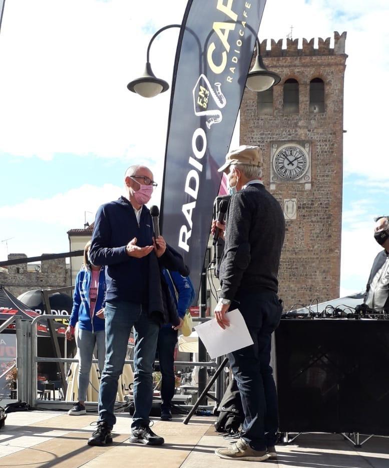 Intervista presidente giro d'italia 2020