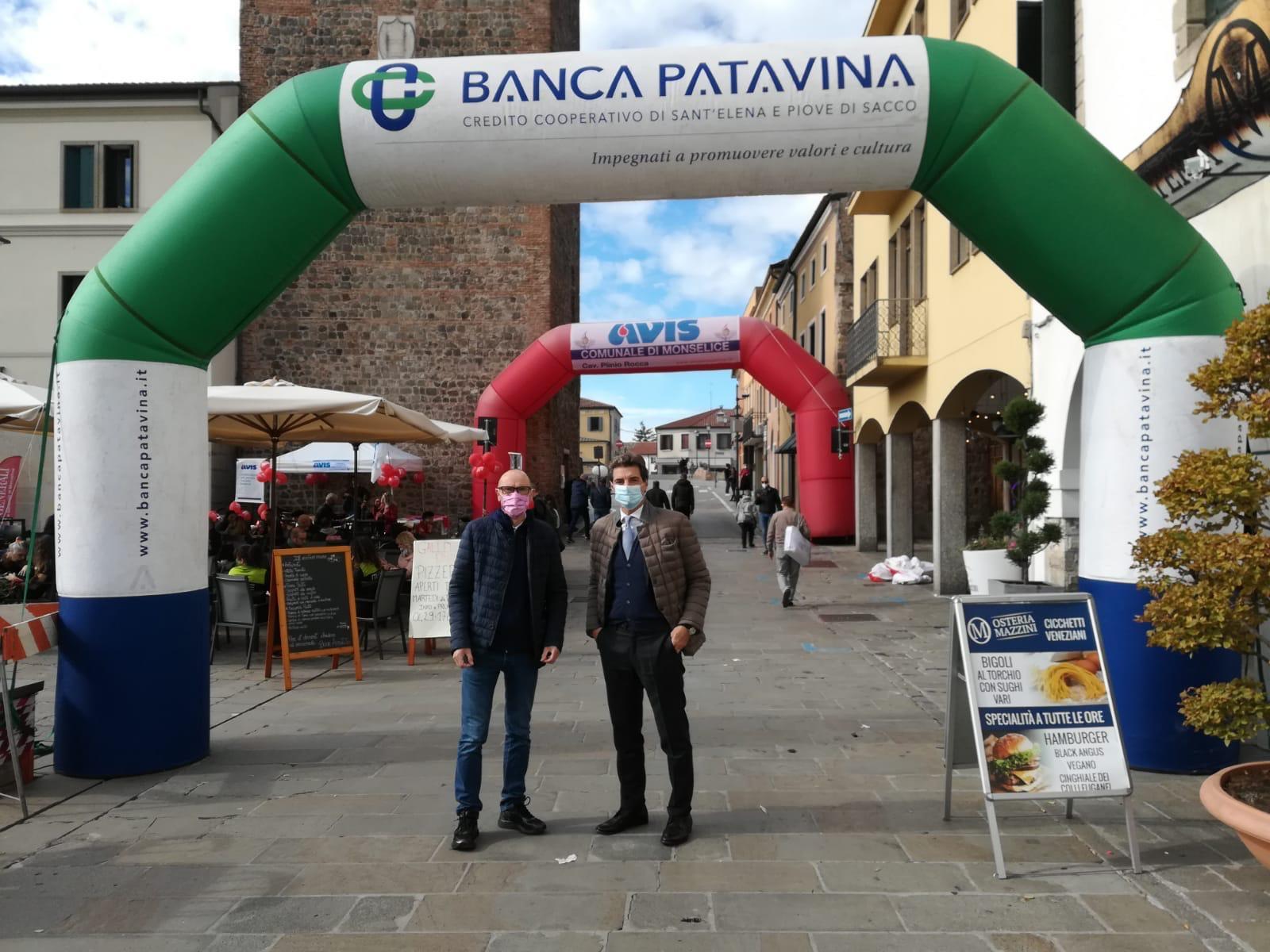 DCM e presidente giro d'italia 2020