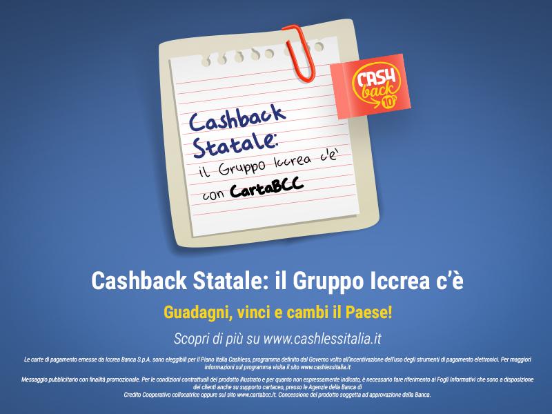 CashBack Banca Patavina