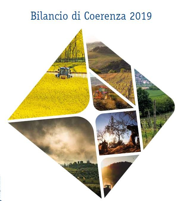 bilancio coerenza 2019 copertina