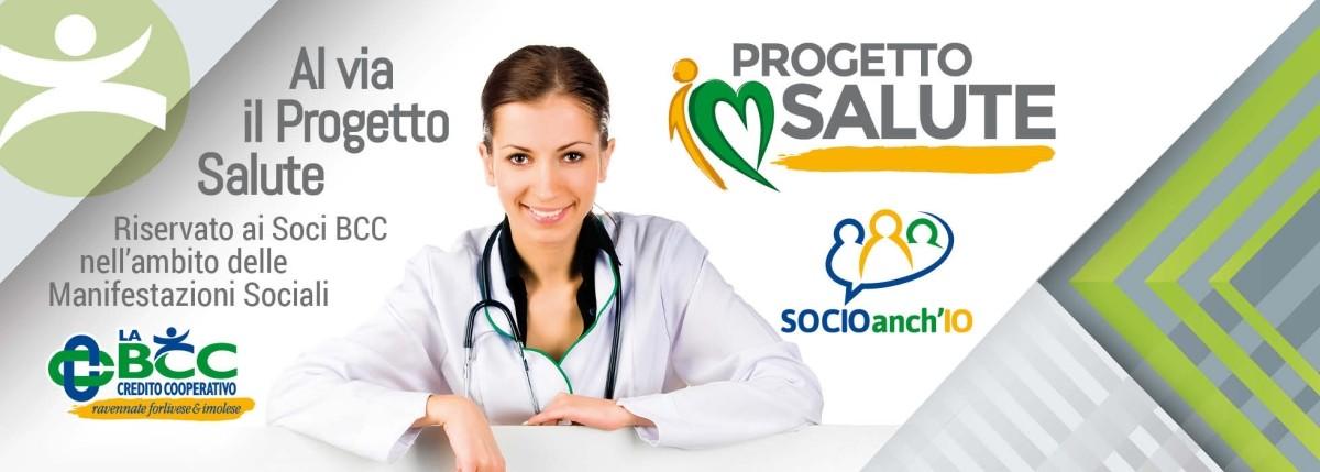 Ad essere Socio de LA BCC ci guadagni in salute!